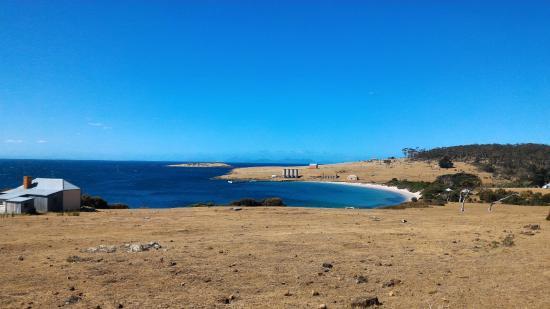 Tasmania, Australia: breathtaking view on the island