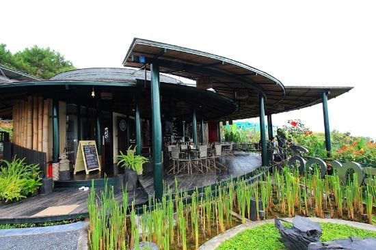 Khao Kho, Thailand: reception & Lobby