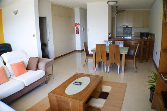 Whittaker Apartments: Dining Area