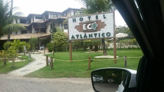 Hotel Eco Atlantico: Hotel Eco Atlântico