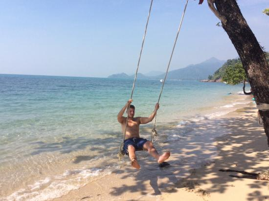 Siam Cottage Bungalows: The beach