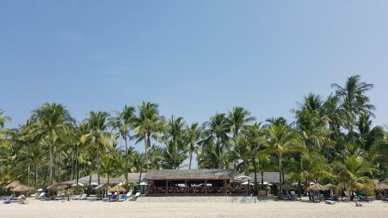 Ngapali, Myanmar: Beach