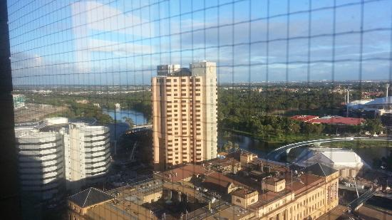 Window View - Stamford Plaza Adelaide Photo