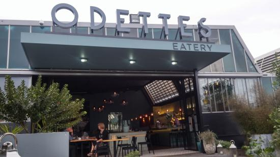 Odettes Eatery