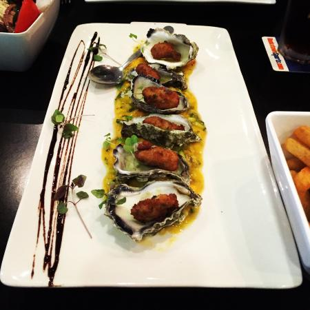 Birrong, Australie : Oysters