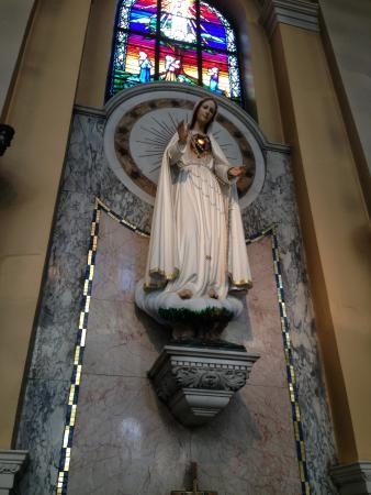 Our Lady of Mount Carmel, Whitefriar Street Church