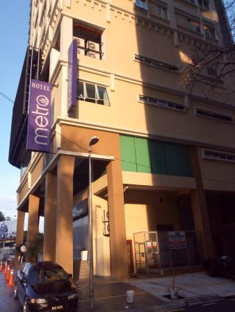 tampak depan samping picture of metro hotel kuala lumpur rh tripadvisor co za
