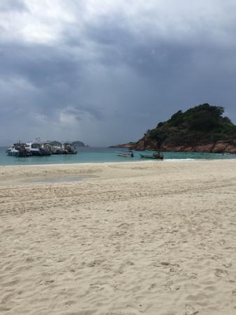 Coral Redang Island Resort: Vue