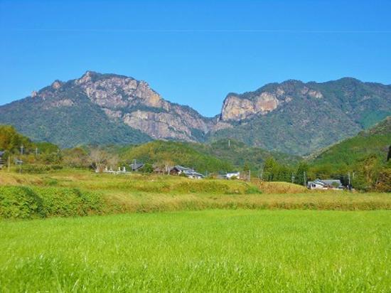 Mukabakino-taki: 行縢山
