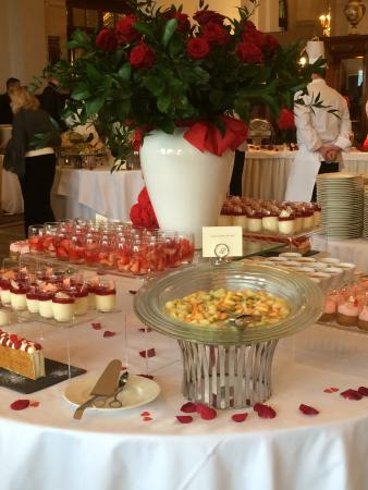 another dessert table picture of montreux palace montreux rh tripadvisor co uk