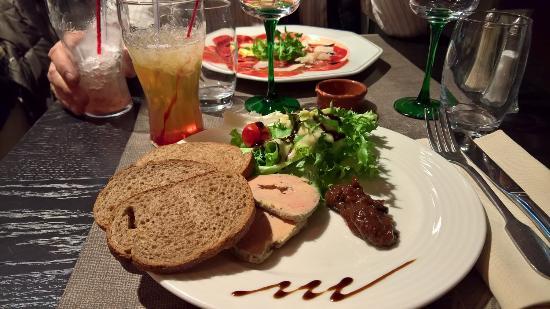 Taverne De Maitre Kanter: Foie gras de canard