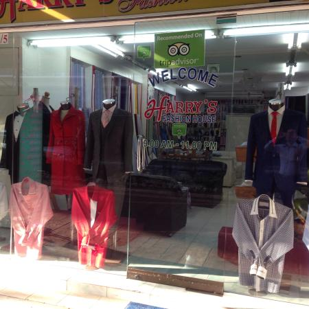 Harry's Fashion House Custom Tailor