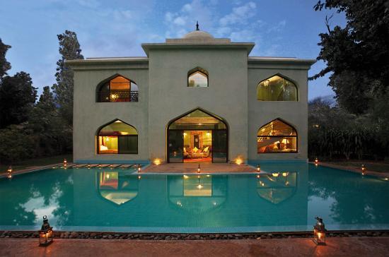 منتجع وحدائق السعدي - قصر: Villa Maharadja