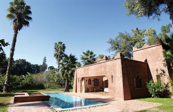 Es Saadi Marrakech Resort - Palace: Villa Berbère