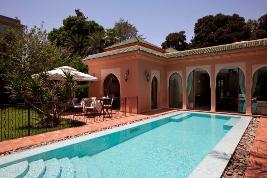 Es Saadi Marrakech Resort - Palace: Villa Andalouse