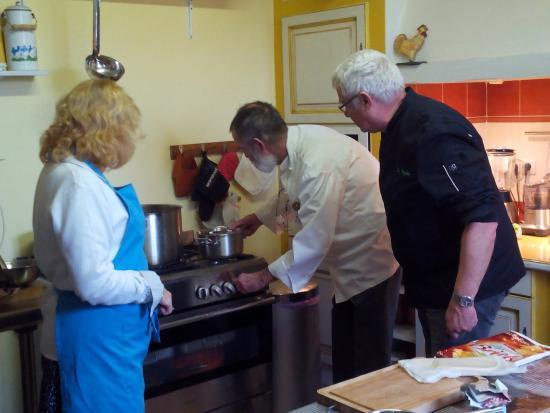 Cours de cuisine photo de la cogn e cugnaux tripadvisor - Cours de cuisine haute garonne ...