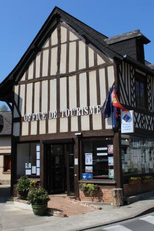 Bureau d'Accueil Touristique de Saint-Georges-du-Vievre
