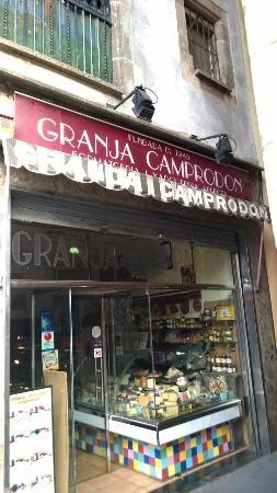 Granja Camprodon
