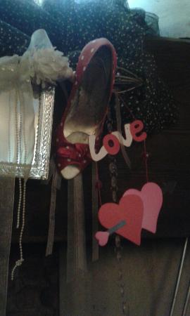 Montecastello, Italien: Locale stupendo per s. Valentino