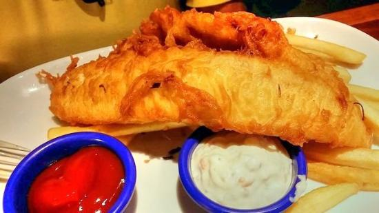 Nice picture of red lobster clermont tripadvisor for Red lobster fish and chips