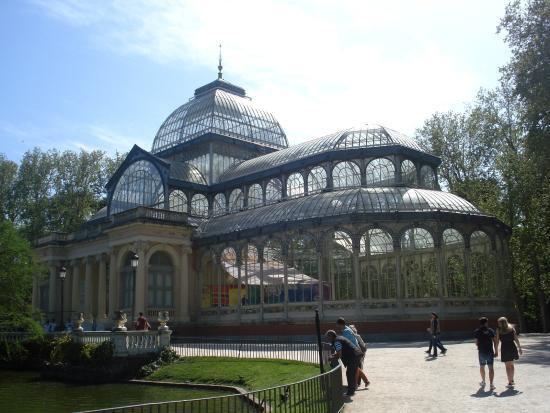 Parque del Retiro - Madrid: fotografía de Parque del ...