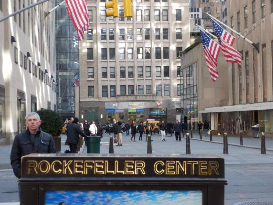 Image result for photos of rockefeller center