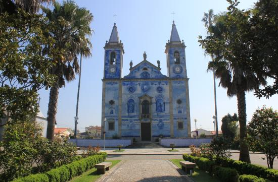 Church of Santa Marinha de Cortegaca