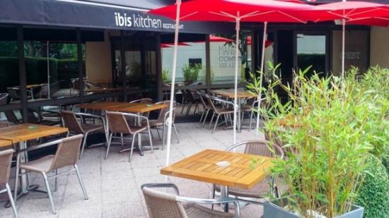 Ibis Rouen Centre Rive Droite Restaurant