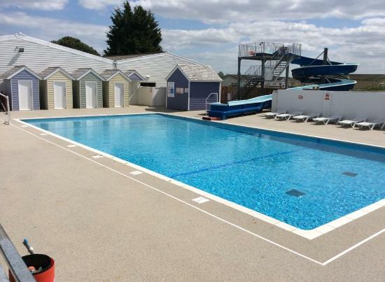 The gym and swimming pool review of parkdean resorts - Swimming pool discounters new castle pa ...