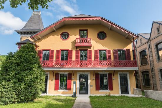 Villa du Pays d'Art et d'Histoire des Pyrenees Bearnaises