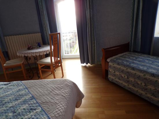 Le Chateau de la Gabelle: chambre
