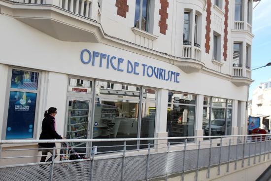 office de tourisme 02100