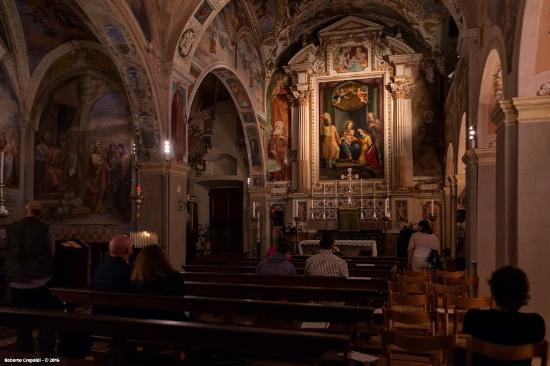 Leggiuno, Ιταλία: Chiesa di S.Caterina