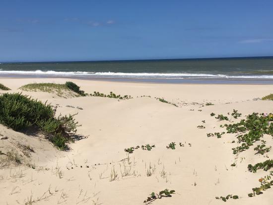 Paradise Beach: Einfach paradiesisch, wie der Name schon sagt.