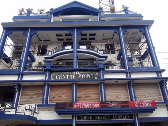 Hotel Center Point