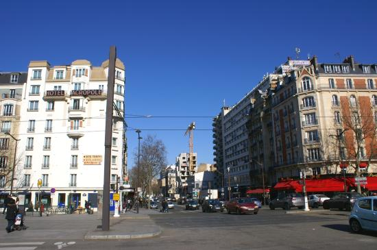Avenue du g n ral leclercq vers place victor basch al sia picture of 14th arrondissement - Arrondissement porte d orleans ...