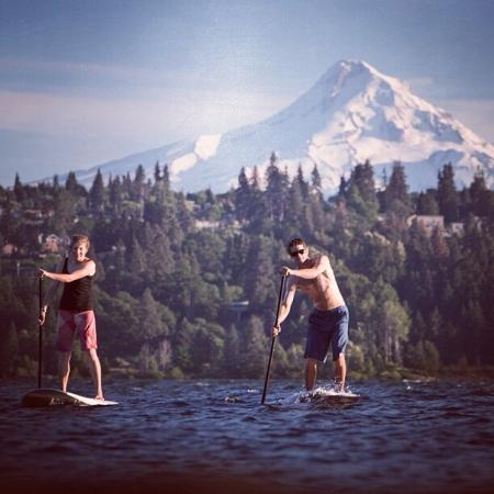 Hood River, OR: Gorge Paddling Center - Stand Up Paddle