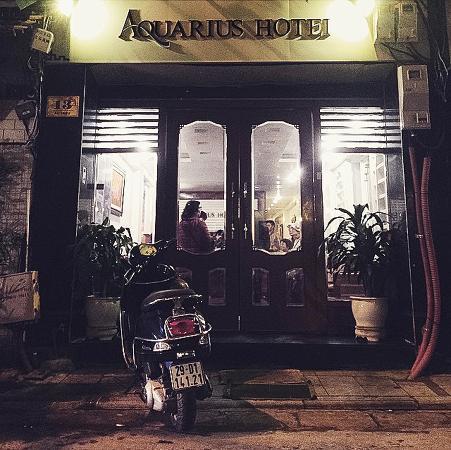 Aquarius Hanoi Hotel: Aquarius Hanoi Hotel