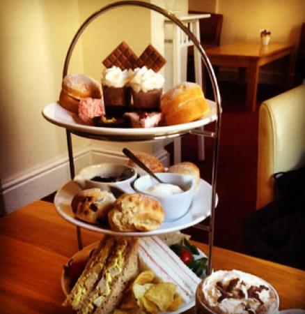 Afternoon Tea For Two Picture Of Chocolate Deli Coffee And
