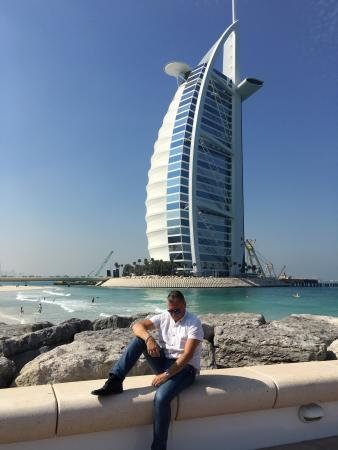Burj Al Arab Jumeirah Dubaï