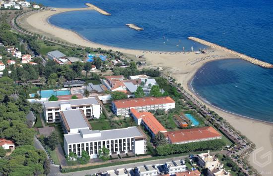 Map of Cambrils Hotels and Attractions on a Cambrils map TripAdvisor