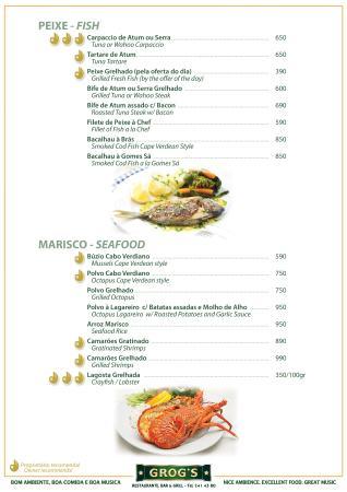 Restaurante grog 39 s espargos restaurantanmeldelser - Restaurante argos ...