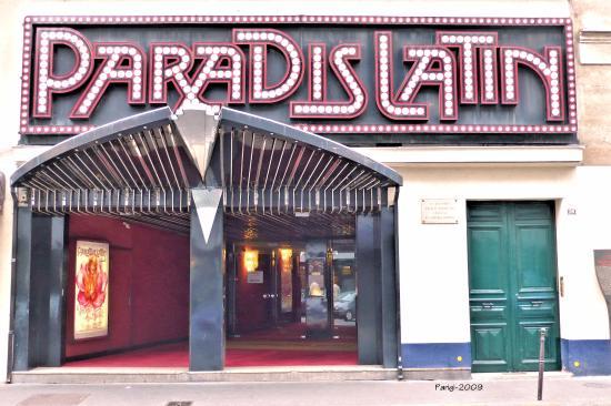 Paris, Frankrike: Cabaret