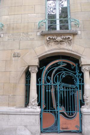 Париж, Франция: Art nouveau