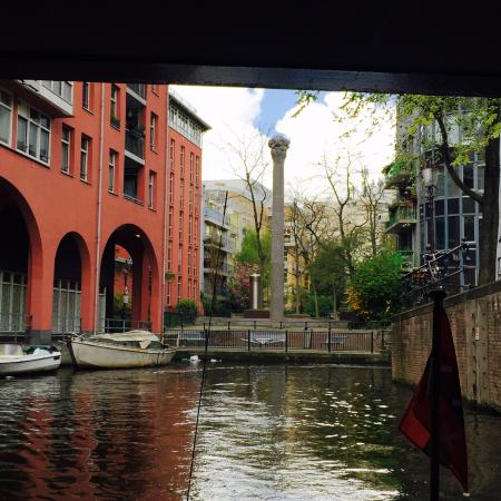 Amsterdam, Paesi Bassi: Canal tour
