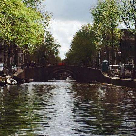 Amsterdam, The Netherlands: Canal tour