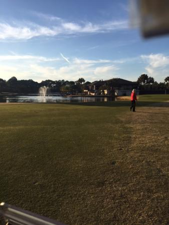Hombre Golf Club: Hombre Golf Course Panama City FL February 2016