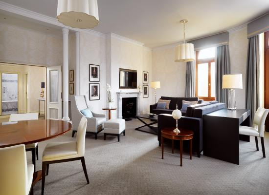 Hotel Bristol, a Luxury Collection Hotel, Warsaw: Deluxe Paderewski Suite