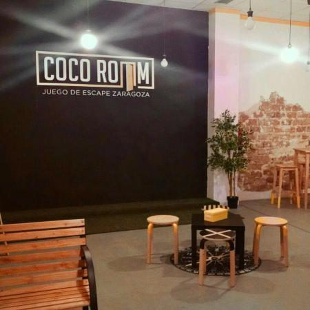 Coco Room Zaragoza Room Escape