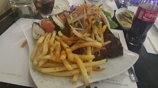 Kasho Restaurant & Crepes Cafe
